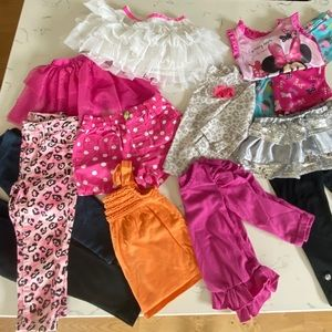 Other - Lot of 2T/24mo Girls Clothing